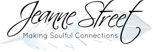 Jeanne logo soulful connections