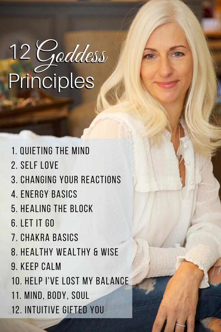 12 Goddess Principles