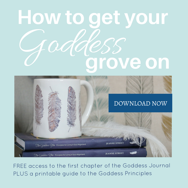 How to get your Goddess grove on