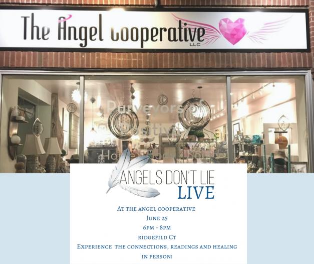angels dont lie Live