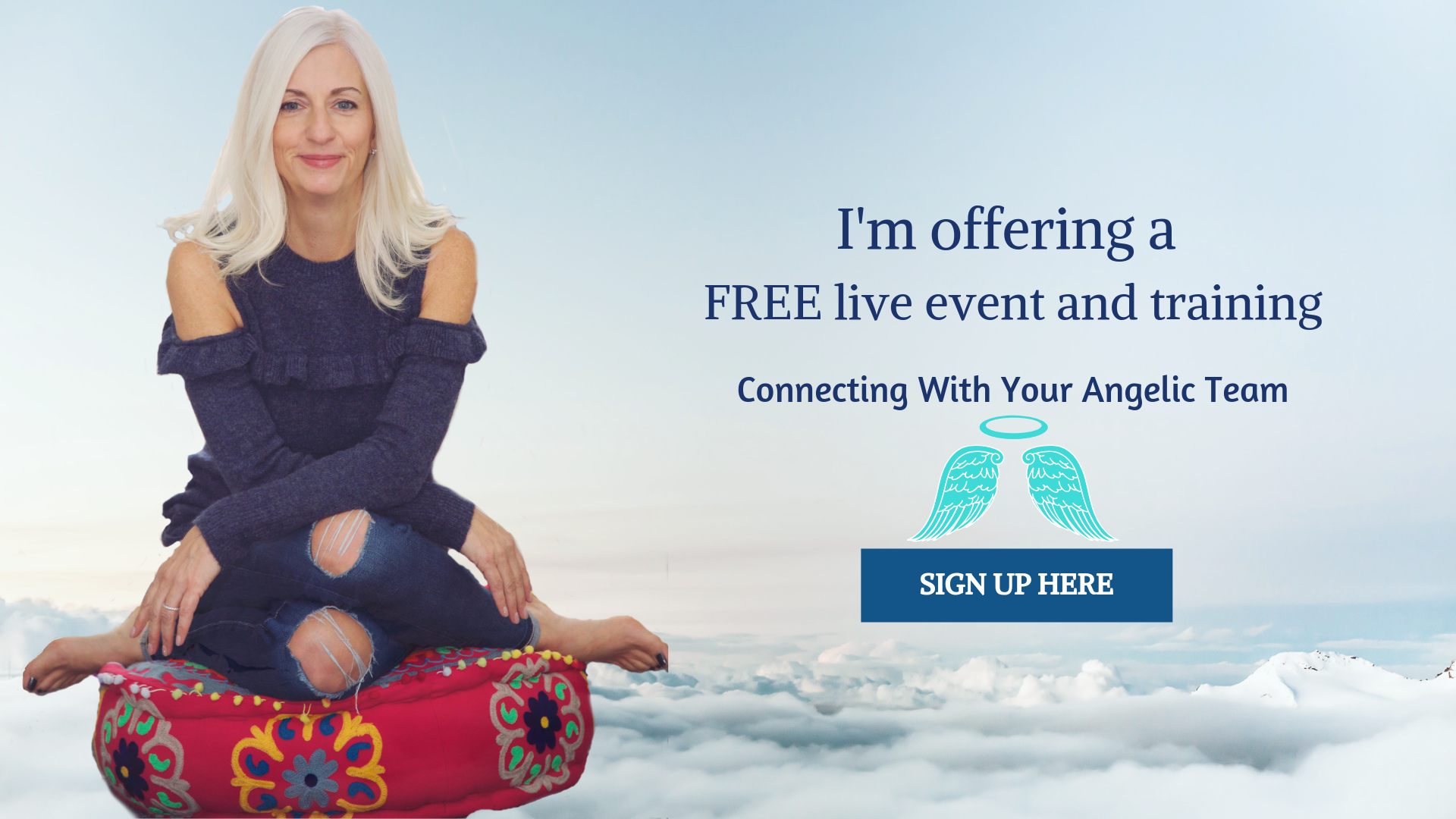 free training connecting with your angelic team